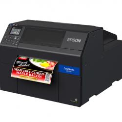 Stampante per etichette Epson ColoWorks C6500AE