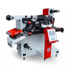 Fastrack III - Sistema di fustellatura e rifinitura di etichette neutre e stampate